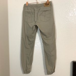 Levi's Bottoms - Levi's   Boys Tan Jogger Style Pants Size XL